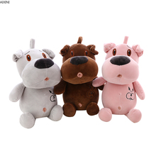 1Pcs Stuffed Cute Dog Plush Toy Kids Plush Toys for Children Animals Plush Baby Toys Boys Soft Doll Girl Present Birthday Gift cute soft baby elephant doll stuffed animals plush pillow kids toy children christmas bed decoration babies plush toys cushion