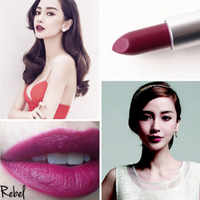 MYG Rebel matte lippenstift korean make-up batom mate lipgloss langlebig lippenstifte