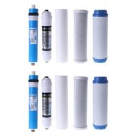 10 Five stage Reverse Osmosis Filter Set Water Purifier Element Cartridge