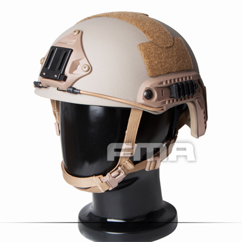 Skiing & Snowboarding Back To Search Resultssports & Entertainment 2017 Latest Tb-fma Real Bulletproof Prevent L3a Ballistic Sports Helmets De Airsoftsports For Hunting Best Helmet Free Shipping Commodities Are Available Without Restriction