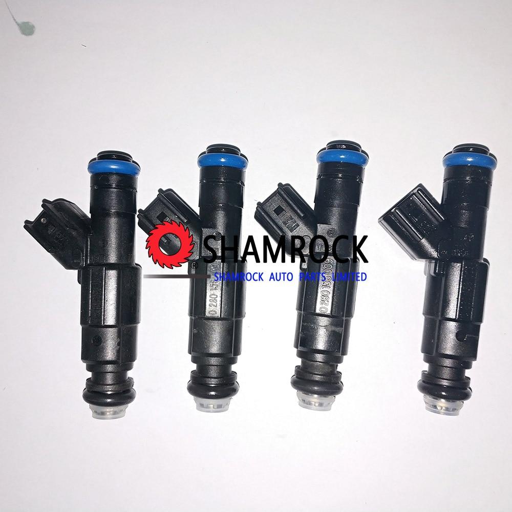 Original Fuel Injector Nozzle 0280156009 1S7G DC for 2000 2007 Fford MONDEO S Max Mmazda FAMILIA