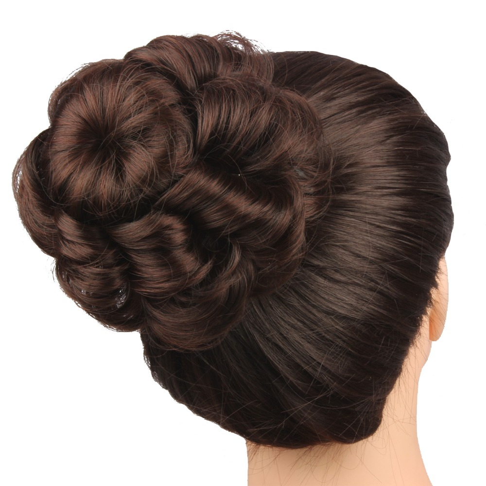 3 7 days us ship women hair bun floral curly short hair clips in women hair bun floral curly short hair clips in hair extensions drawstring hairpiece synthetic new fashion on aliexpress alibaba group pmusecretfo Gallery