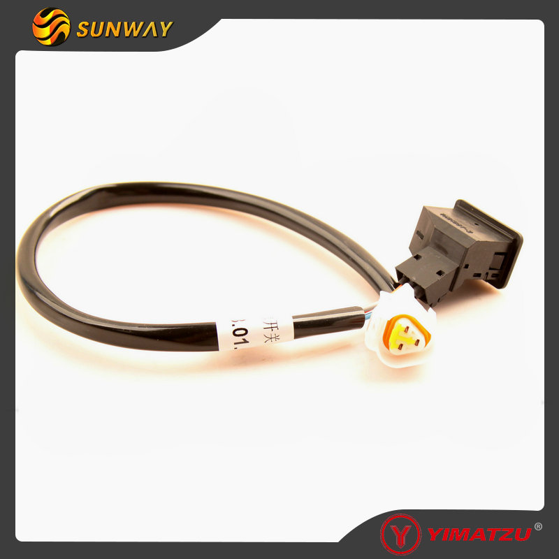 YIMATZU <font><b>ATV</b></font> Parts HAZARD <font><b>LIGHT</b></font> <font><b>SWITCH</b></font> for FA-K550 N550 550cc 5.3.01.0071 <font><b>ATV</b></font> Quad Bike image
