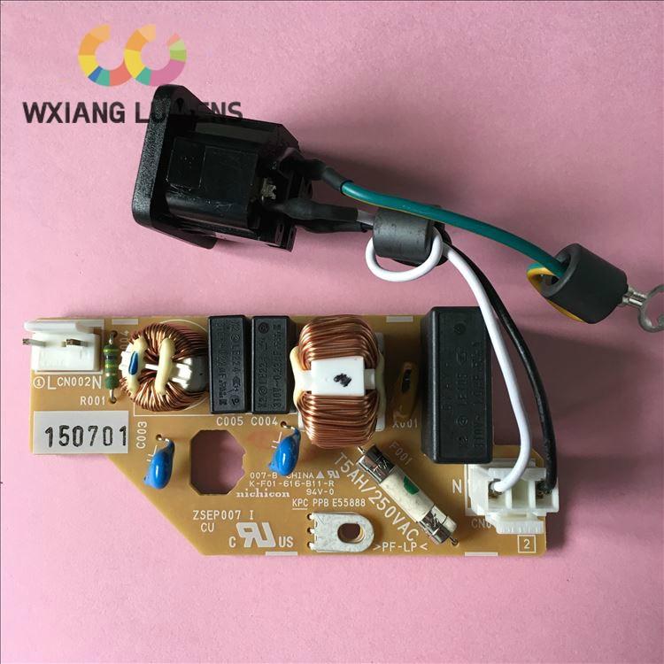 Проектор питание фильтр доска K-F01-616-B11-R Подходит для epson eb-c05s/215 S/30X