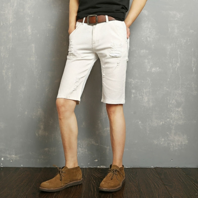 Online Get Cheap Skinny Shorts Men Denim -Aliexpress.com | Alibaba ...