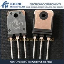Frete grátis 10 pces FS18SM-9 ou FS18SM-10 ou FS18SM-12 ou FS18SM-14A TO-3P 18a 450v uso de comutação de alta velocidade