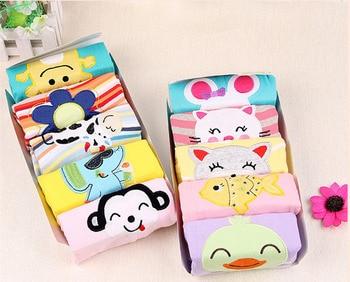 Casual Elastic Waist Cotton Pants for Babies 5