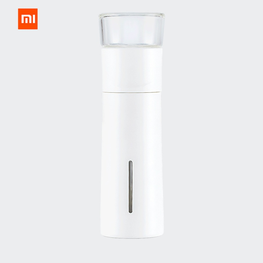 Xiaomi mijia PINZTEA 300ml Portable Water BotT Food Grade PP Tea Drinking Kettle Outdoor Travel велосипед eltreco patrol кардан 28 камуфляж 2015