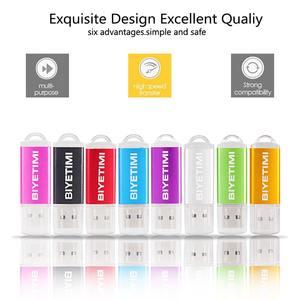 Image 5 - BIYETIMI new arrival flash drive for pc colorful 32GB memory stick 2.0 pendrive pen drive FLASH DRIVE