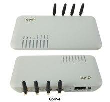 GoIP 4 יציאות gsm voip gateway/Voip sip gateway/GoIP4 ip gsm gateway תמיכת SIP/H.323/ IMEI לשינוי