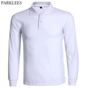 Fashion Polo Shirt Men Camisa