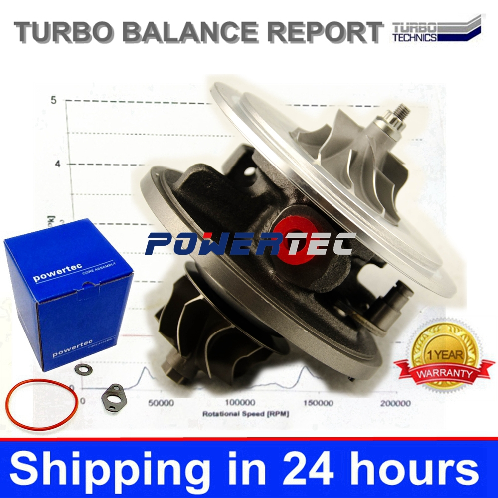 GT1749V 767835 turbo cartridge 755373 turbo core 755042 CHRA 860129 for Opel Vectra C 1.9 CDTI / Opel Zafira B 1.9 CDTI