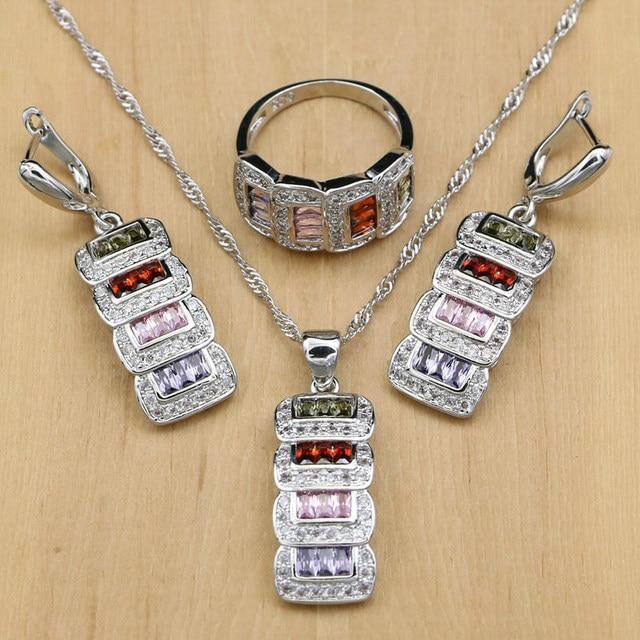 Silver 925 Bridal Jewelry...