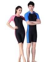 Lycra Wetsuit Stinger Wet Suits Diving Skin For Men Women One Piece Short Sleeve Jump Suit