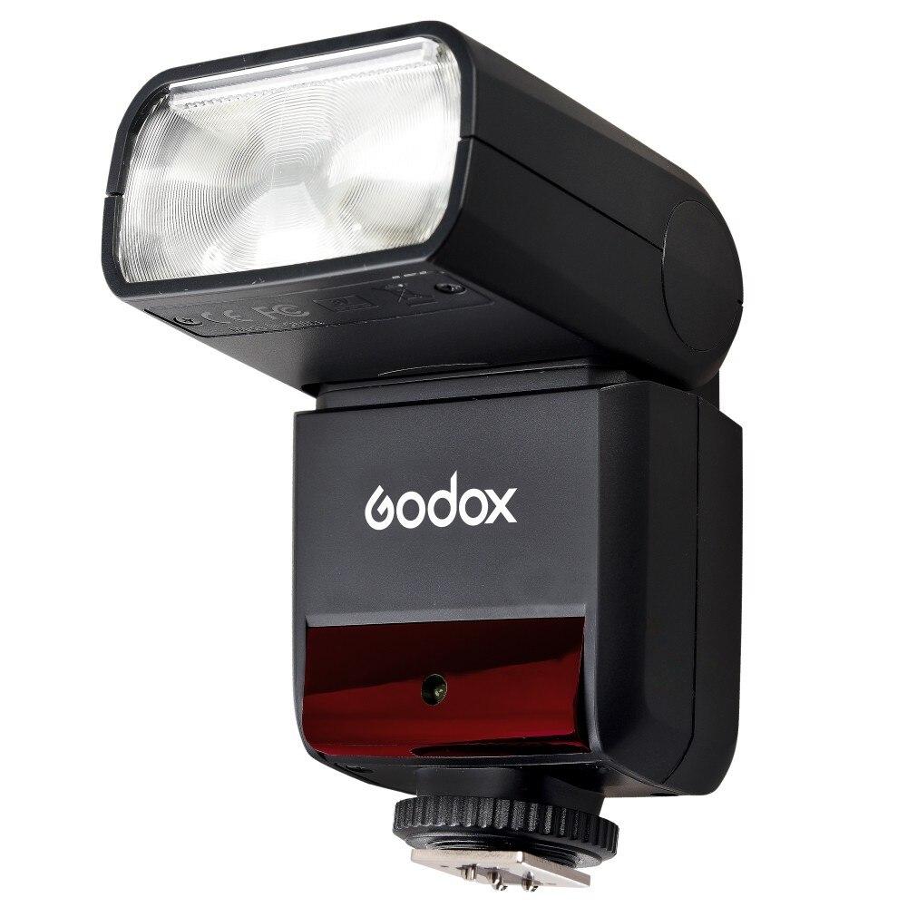 GODOX TT350P Thinklite 2.4G HSS 1/8000 s TTL GN36 Caméra Flash Compatible PENTAX 645Z K-3II K-1 KP K-50 K-S2 K70 Caméra