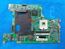 Original NEW 48.4TE05.011 For Lenovo B590 Notebook motherboard with graphic card