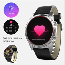 smartwatch Kingwear kw99 1.39 inch Android 5.1 MTK6580 1.3GHz 512MB+8GB Smartwatch BT 4.0 Wearable Devices PK  DM365 S99C