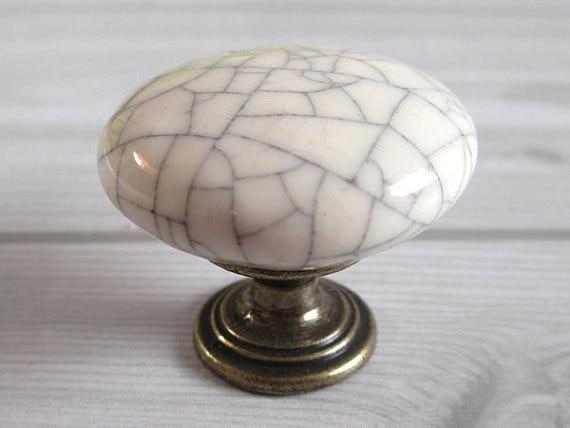 Ceramic Knobs Kitchen Cabinet Knobs Dresser Drawer Knobs Pulls
