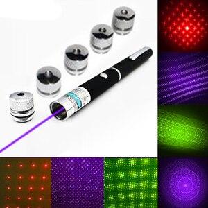 Mini Green Red Purple Laser Po