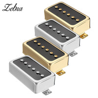 Zebra New Arrival Electric Guitar Neck Bridge Pickup Humbucker Single Coil High Output Fits For Single