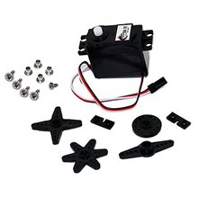 2PCS/LOT 360 Degree Continuous Rotary Servo Motor for Rc Car Smart Car Robot Helicopter Arduino UNO R3 Free Shipping