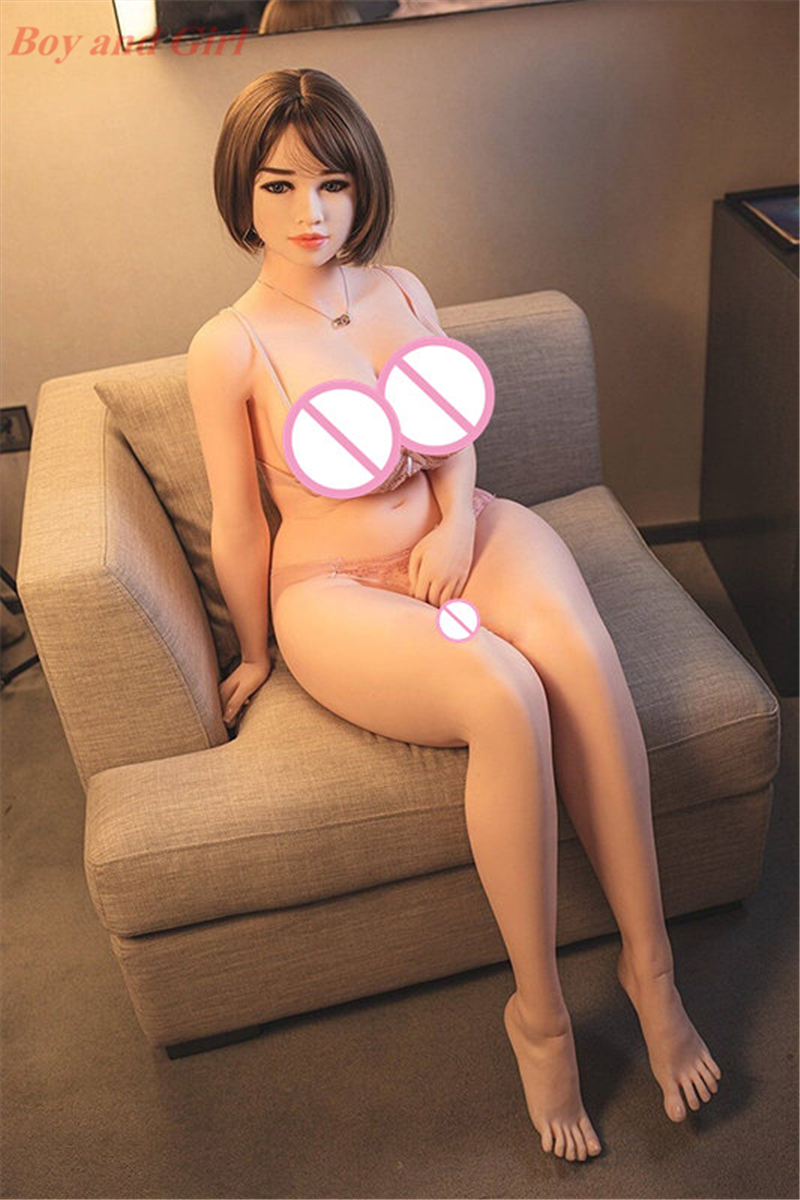 Spain Beauty for men 158cm sex dolls 168cm full silicone realistic dolls 145cm big breasts vagina