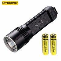 Nitecore P36 Tacital Flashlight Cree MT G2 Led 2000 Lumens 4 Mode 18650 Outdoor Hunting Searching
