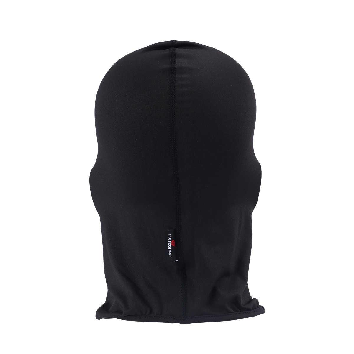 HEROBIKER Балаклава мотоциклетная маска для лица мотоциклетный шлем бандана капюшон Лыжная маска для всего лица ветрозащитная Пылезащитная маска для лица