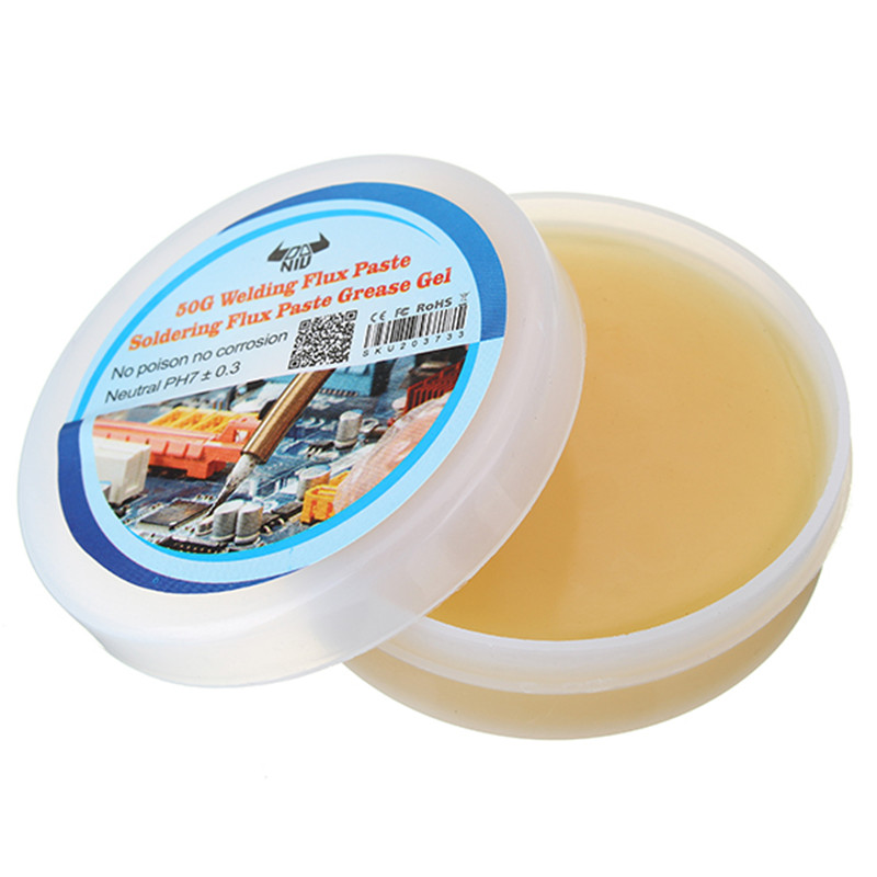 DANIU 50g Welding Solder Flux Paste Soldering Flux Paste Grease Gel