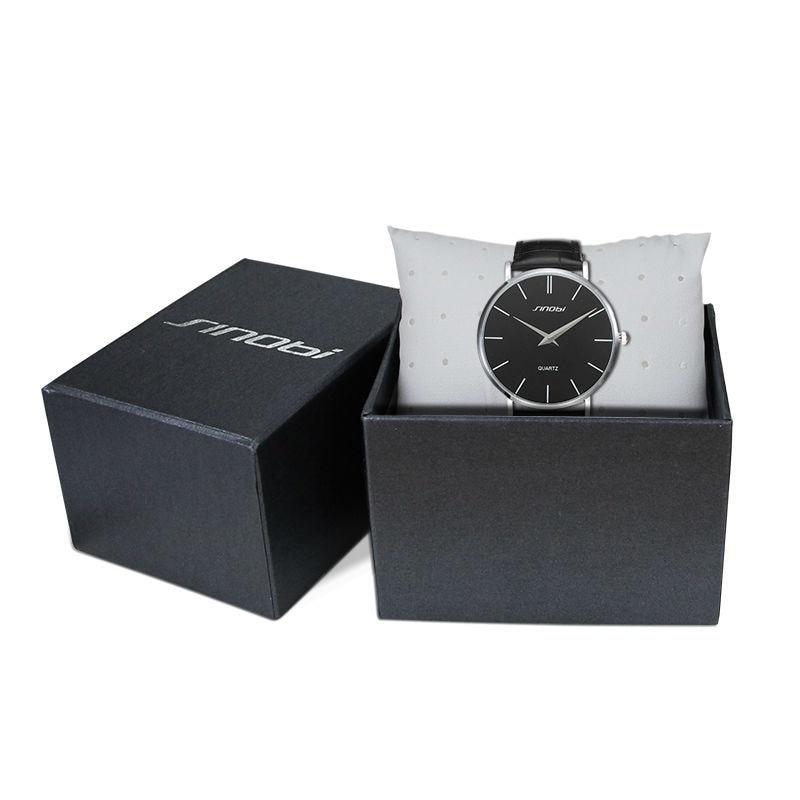 Sinobi top luxe merk heren horloges causale polshorloge mannetjes - Herenhorloges - Foto 6