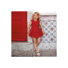 Dresses Mayoral 10678745 Casual dress with short sleeves sundress for girls
