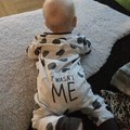 Autumn 2017 New baby romper long-sleeved Dot Newborn jumpsuit baby boys girls clothes infant clothing