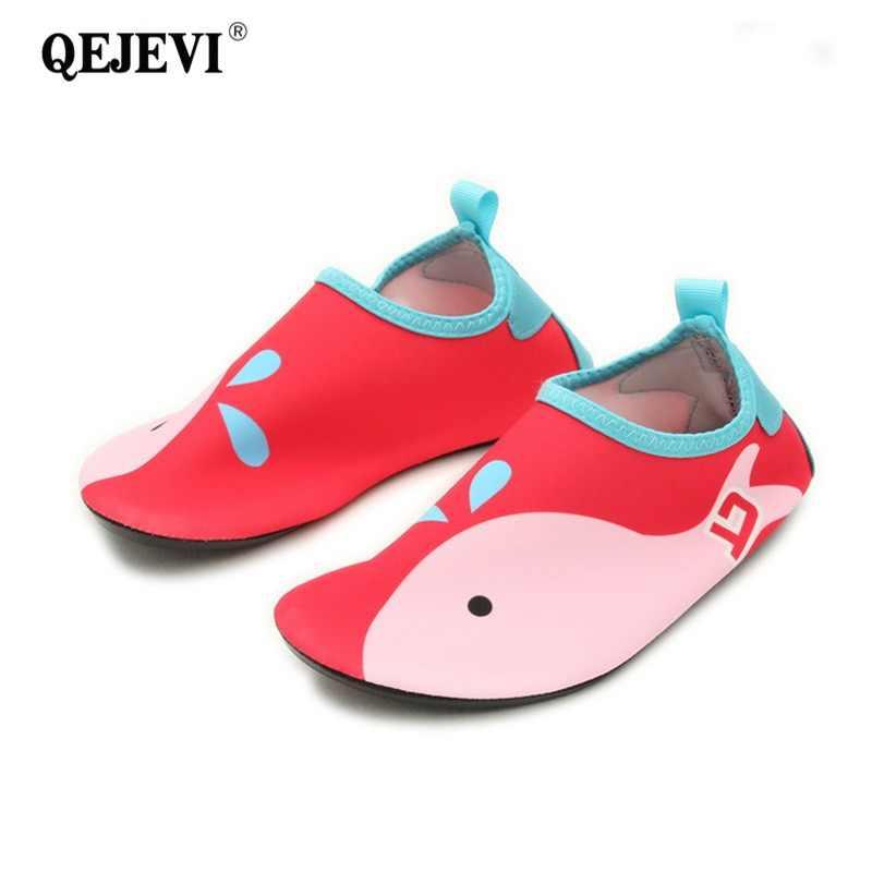bff9d63b7829d5 2018 Kids Water Shoes Barefoot Skin Footwear Baby Cute Water Shoes Swim  Cheap Best Water Shoes