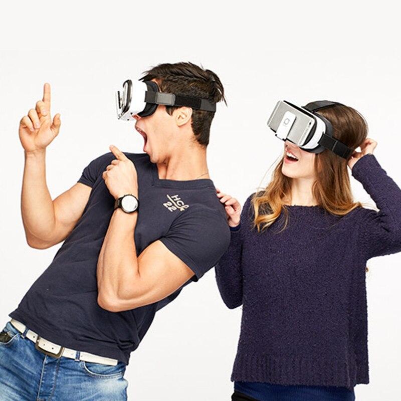 <font><b>Deepoon</b></font> V3 3D <font><b>VR</b></font> <font><b>Glasses</b></font> <font><b>Virtual</b></font> <font><b>Reality</b></font> <font><b>Headset</b></font> 96 Degree View Angle for 3.5 - 6.0 inch Smartphone