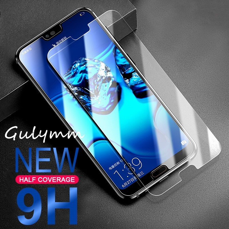 9H Glass On For Huawei P30 P20 Pro Lite Tempered Glass Nova 5i 4E Screen Protector For Honor 8A 8C 8X 8S 20 10 10i 7A 7C Film in Phone Screen Protectors from Cellphones Telecommunications