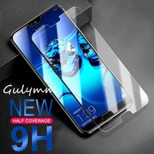 9H Glass On For Huawei P30 P20 Pro Lite Tempered Glass Nova 5i 4E Screen Protector For Honor 8A 8C 8X 8S 20 10 10i 7A 7C Film цены