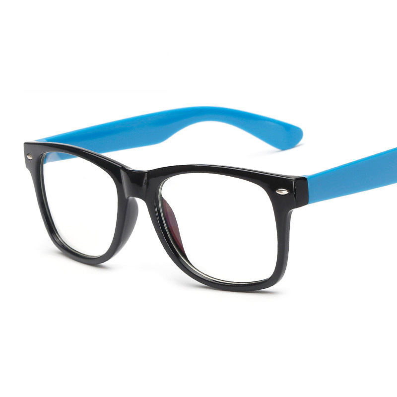 Blue Coating Computer Glasses RB2140 Anti Radiation Eyewear Brand Design Office Light Filter Goggle UV Blocking Eye Spectacle