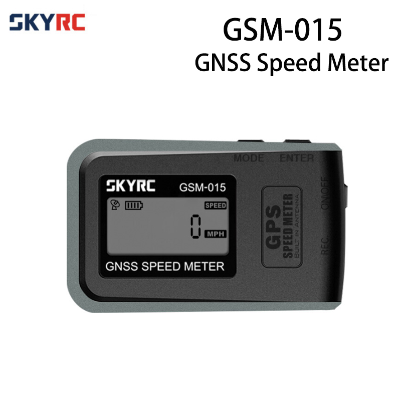 Original SKYRC GSM-015 GNSS GPS Speed Meter for RC Model New Upgraded VersionOriginal SKYRC GSM-015 GNSS GPS Speed Meter for RC Model New Upgraded Version