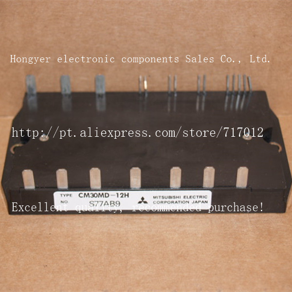 ФОТО Free Shipping CM30MD-12H No New(Old components,Good quality) IGBT :30A-600V,Can directly buy or contact the seller