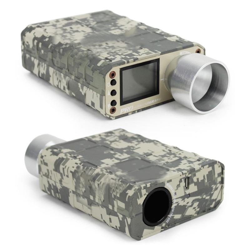 Camouflage chasse Airsoft BB tir chronographe testeur de vitesse accessoires de chasse - 5