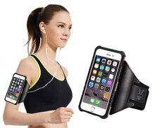 2 в 1 Спортивные съемный браслет телефон Case Dual Слои прочный жесткий В виде ракушки тяжелых съемный чехол для iPhone6/6 s/7 и плюс
