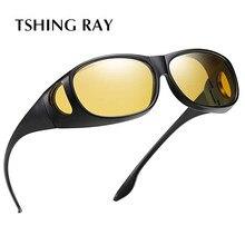 53a33ad1ae TSHING gafas de sol polarizadas al aire libre de los hombres deporte gafas  de sol para la pesca Golf Hipster hombre Retro conduc.
