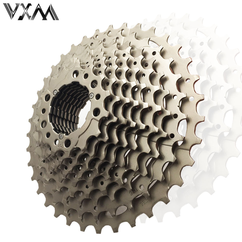 VXM Bicycle Freewheel Mountain Bike 11Speed 11-36T Cassette style Variable speed flywheel For Shimano M7/8/9000 XT SLX XT R r mountain