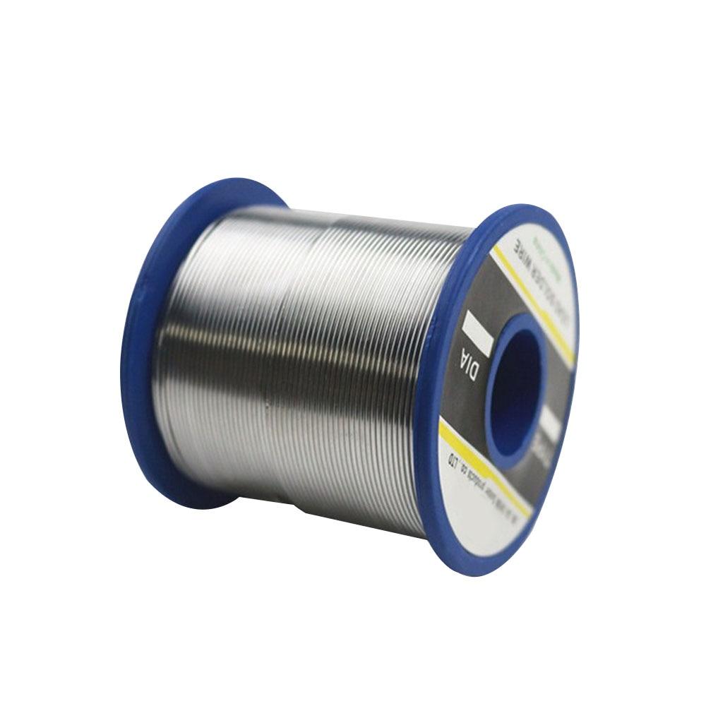 1 pc Solder Wire 63/37 Tin 0.8/ 1.0/ 2.0 mm Rosin Core Tin/Lead Rosin Roll Flux Reel Lead Melt Core Soldering Tin Solder Wire 1mm 500g rosin core solder 60 40 tin lead 2 0