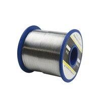 1 Pc Solder Wire 63 37 Tin 0 8 1 0 2 0 Mm Rosin Core