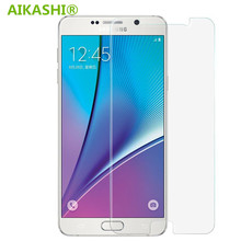 ФОТО 2pcstempered glass for samsung galaxy a3a5a7 2016 a52017 g360g530 j1 mini i9082high transparent screen protector protective film