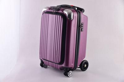 """CARRYLOVE 21 """"100% PC personalidad cool scooter maleta llevar en la rueda giratoria multifunción equipaje de viaje-in Equipaje de ruedas from Maletas y bolsas    3"""