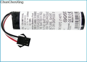 Cameron Sino 2200mAh Battery MCR18650 for Altec Lansing IM600, IMT620, IMT702(China)