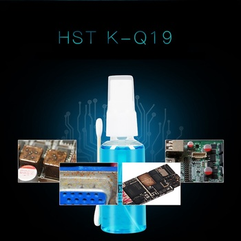 Kaisi K-Q19 Main Board Detergent Mobile Phone PCB Motherboard Cleaner Precision Circuit Board Clean No Corrosion Repair Tool