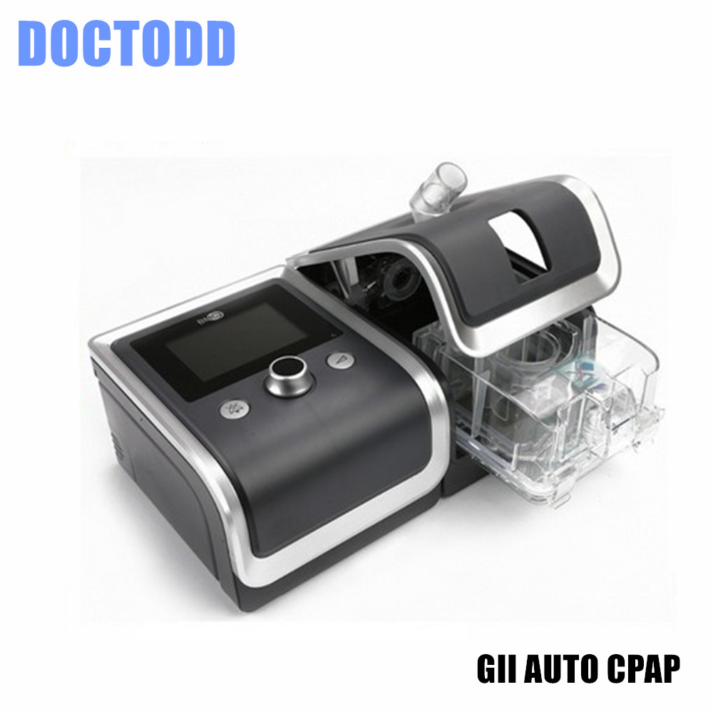 Doctodd GII Auto CPAP E-20A-O CE Approved Medical Machine Anti Snoring Therapy Sleep Apnea OSAHS OSAS APAP With Mask S M L Size doctodd gii bpap t 20s cpap machine w free mask humidifier and spo2 kit respirator for apnea copd osahs osas snoring people